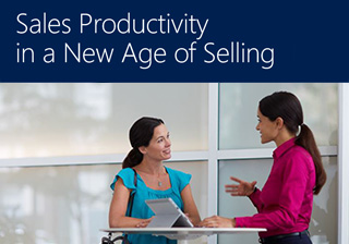 Dynamics CRM for Sales Productivity